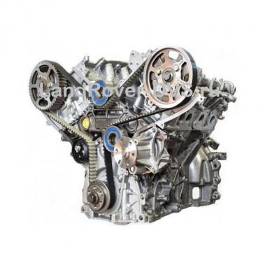 Двигатель Range Rover Sport 3.0DT
