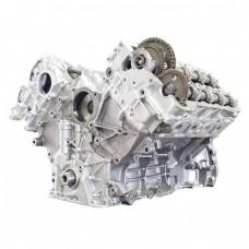 Engine repair 428PS 4.2 petrol