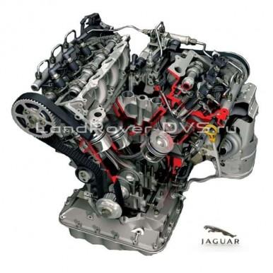 Ремонт двигателя Jaguar. Замена двигателя Ягуар.