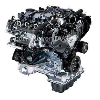 Ремонт и замена двигателя Range Rover Sport, Discovery 4