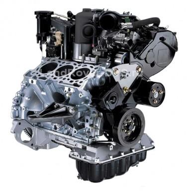 Ремонт и замена двигателя Land Rover Discovery 3
