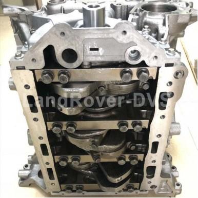 Продажа и ремонт шорт-блока Land Rover Discovery 3 (LR010297)