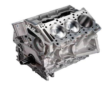 Land Rover Шорт блок Двигателя 2.7. (276DT) Ленд Ровер Дискавери 3 | Рендж Ровер спорт